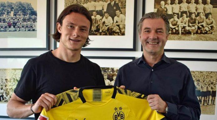 Dortmund Resmi Dapatkan Pemain Serba Bisa Jerman