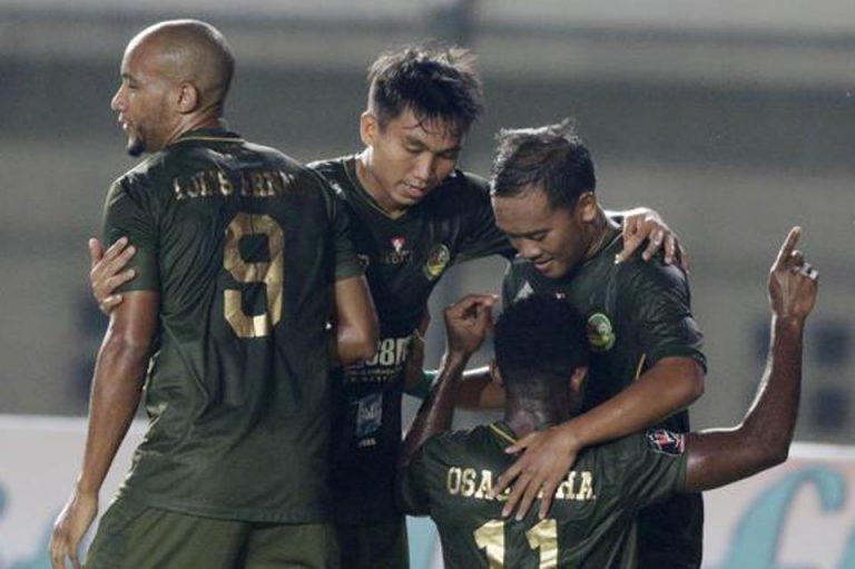 PS Tira Persikabo Bantai BLFC di Laga Perdana