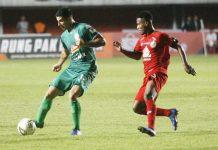 Penalti Brian Ferreira Paksa Semen Padang Berbagi Poin dengan PSS
