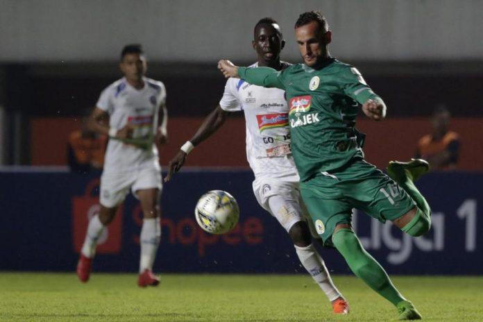 PSS Sleman Gulung Arema di Laga Perdana Liga 1 2019