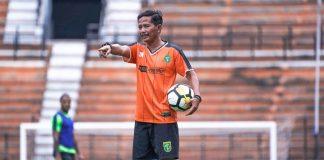 Pelatih Persebaya Puas Dengan Hasil ini di Bali