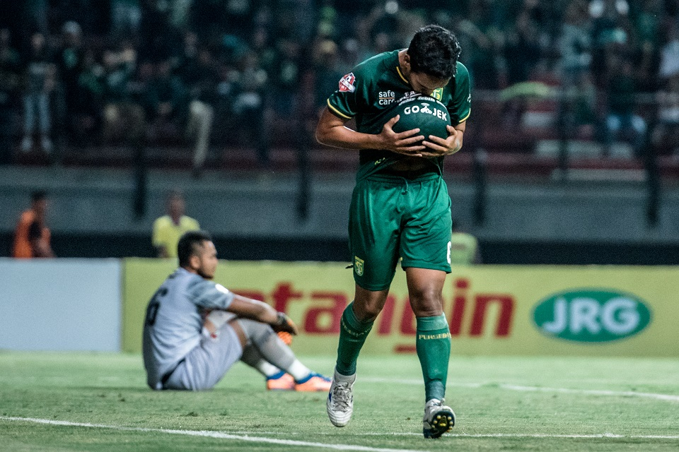 Pemain Asli Surabaya Ini Sabet Goal of The Week