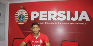 Pemain Persib Bandung U-17 Masuk Jajaran Pemain Persija Senior