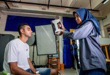 Pemain Persija Ingin Segera Bermain Usai Pakai 'Topeng'
