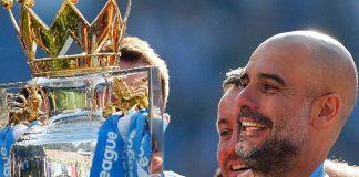 Sabet Juara, Pep Guardiola Samai Rekor Milik Dua Pelatih Kenamaan