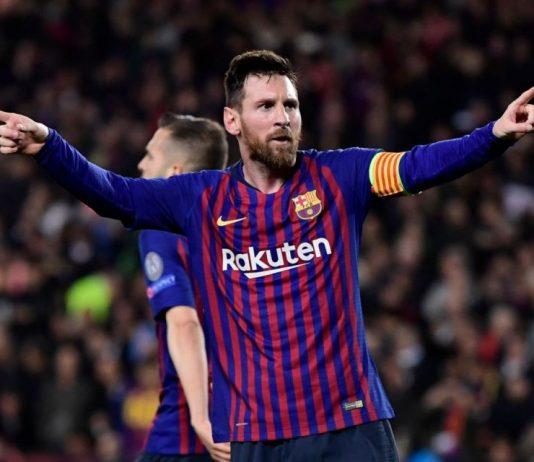 Perburuan Sepatu Emas Tinggal Messi vs Mbappe