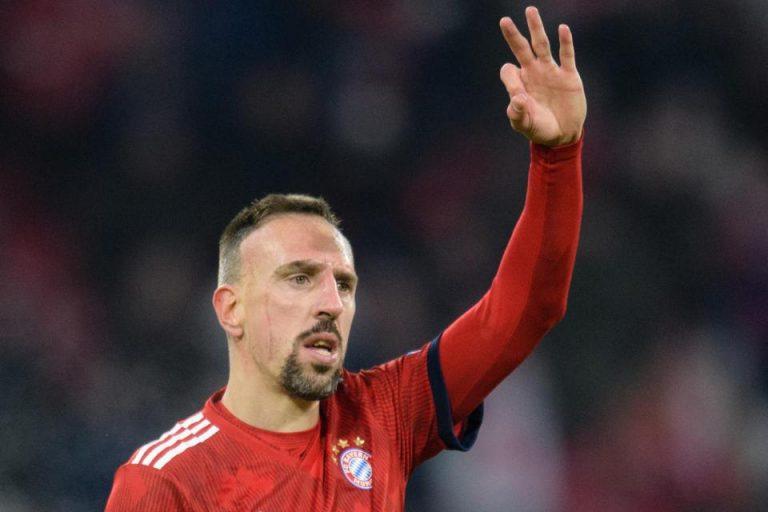 Pesan Buat Bayern, Ribery: Saya Pergi Tuk Kembali