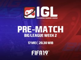 Preview Big League FIFA 19 FUT Minggu Kedua: Kesempatan Curi Poin Kian Terbuka