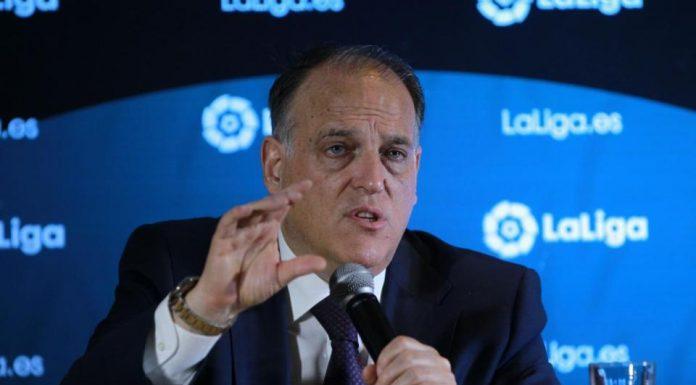 Presiden LaLiga Menentang Keras Wacana Perubahan Format Liga Champions