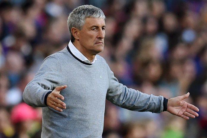 Quique Setien Pede Tawarkan Diri Jadi Pelatih Barcelona