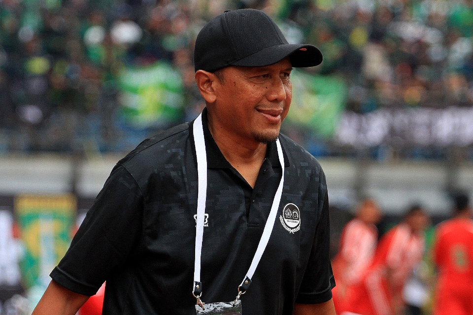 Rahmad Darmawan Dukung PSSI Hapus Degradasi Musim Ini