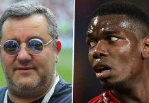 Mino Raiola Berusaha Keras Keluarkan Pogba dari Manchester United