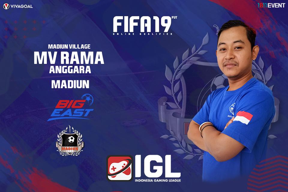 Target Besar Rama Anggara di Big League FIFA 19 FUT