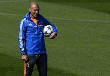 Rekan Setimnya Kaget Zidane Bisa Jadi Pelatih Hebat