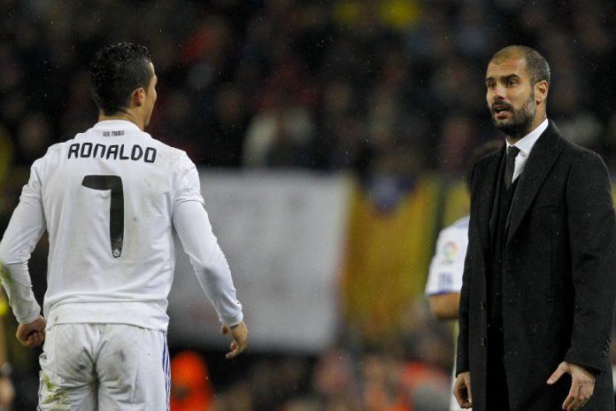 Dapat Dukungan Ronaldo, Guardiola Jadi Kandidat Terkuat Pelatih Juventus?