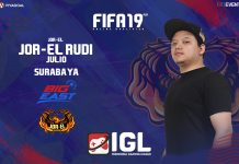 Rudi Julio Siap Tampil All Out di Big League FIFA 19 FUT