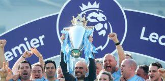 Sabet Juara Premier League, Pep; Terima Kasih Liverpool