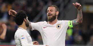 Mo Salah Ingin Legenda Roma Merapat ke Liverpool
