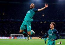 Sang Pahlawan Tottenham, Lucas Moura!
