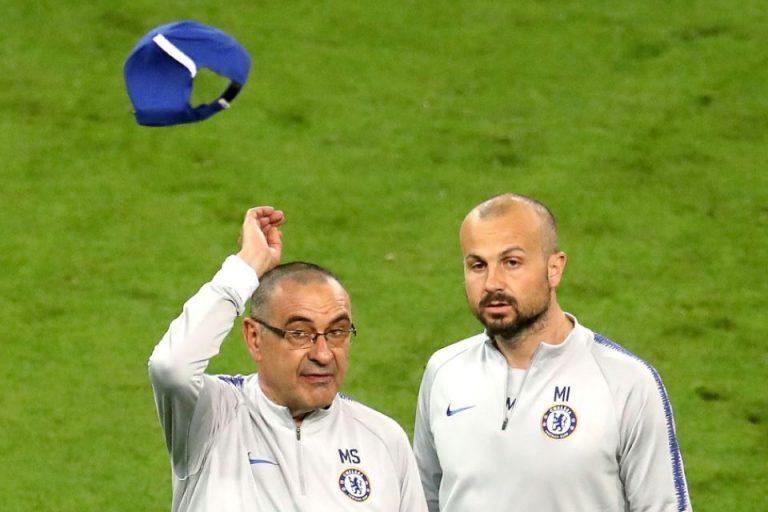 Sarri Buka Suara Terkair Rumor Dirinya Latih Juventus