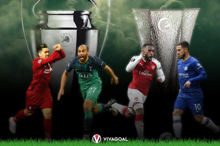 Sejarah! Inggris Dominasi Final Kejuaraan Antar Klub Eropa