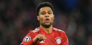 Rebut Trofi Bundesliga Jadi Balas Budi Serge Gnabry ke Pelatih