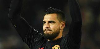 Percaya Pada Romero, MU Tak Sungkan Kehilangan De Gea