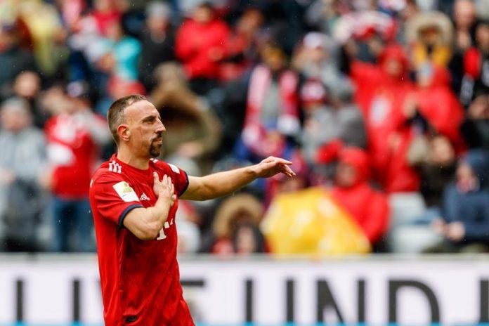 Setelah 12 Musim, Ribery Putuskan Hengkang Dari Bayern