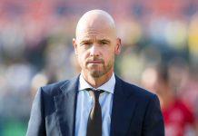 Setia di Ajax, Erik ten Hag Tegas Katakan Tidak Pada Barca, Bayern dan Chelsea