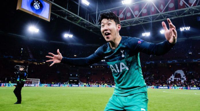 Son Dalam Kondisi Berapi-api Jelang Final Liga Champions