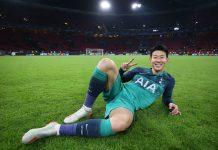 Son, Dari Final di Pakansari Hingga Wanda Metropolitano