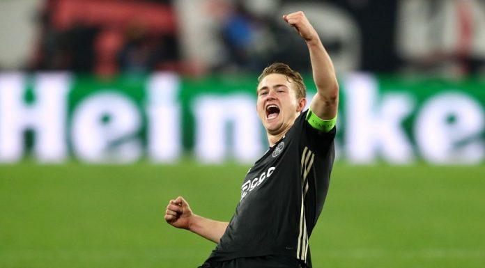 Andai Ramos Pergi, Madrid Akan Jadikan Kapten Ajax sebagai Penerus