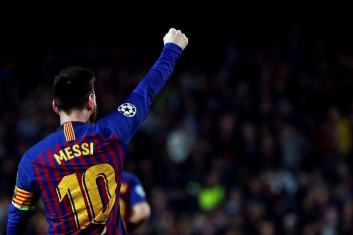 Tak Hanya Satu, Barcelona Berencana Buat 10 Patung Messi di Camp Nou