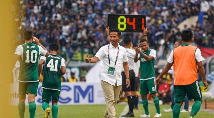Berita Liga Indonesia - Djanur Tidak Khawatir Tiga Pilar Andalannya Absen Lawan Persib