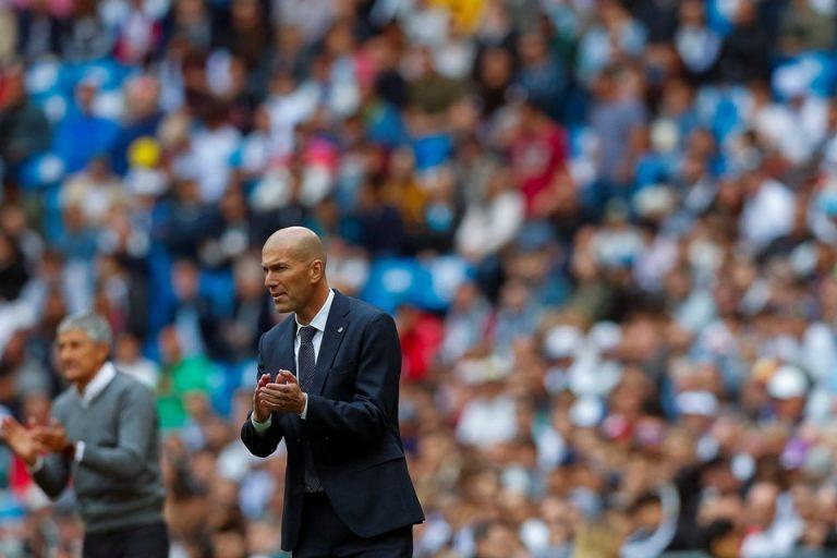 Tak Mampu Berbuat Banyak, Zidane Tak Lebih Baik dari Solari dan Lopetegui