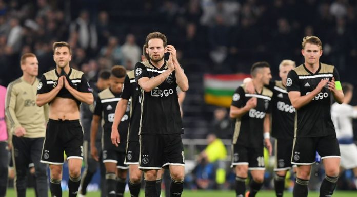 Tanda-tanda Ajax Akan Juara Liga Champions Musim Ini