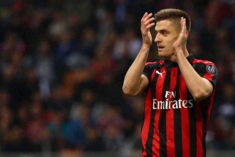 Akan Jalani Tes Medis, Piatek Hengkang dari AC Milan?