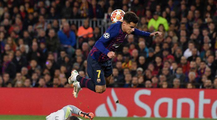 Usai Kandas dari Liverpool, Coutinho Ditendang Barca?