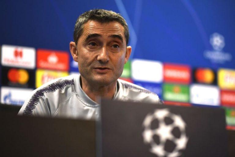 Meski Unggul Tiga Gol, Valverde Waspada di Anfield