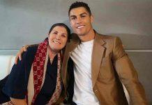 Waduh, Ibu Ronaldo Sebar Informasi Keliru soal Juventus di Medsos