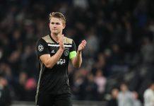 Cocok Perihal Gaji, De Ligt Dikabarkan Sepakat Bergabung ke Juventus