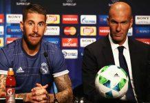 Zidane Konsultasi Ke Ramos Untuk Rekrut 5 Pemain Ini, Siapa Saja