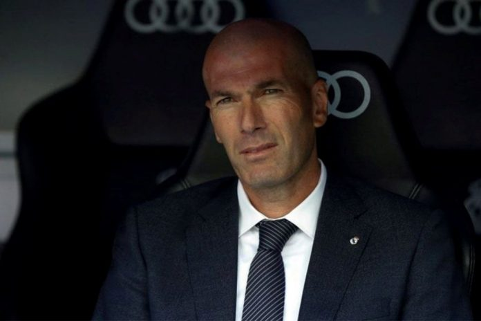 Zidane Bersyukur Musim Ini Berakhir, Kenapa?