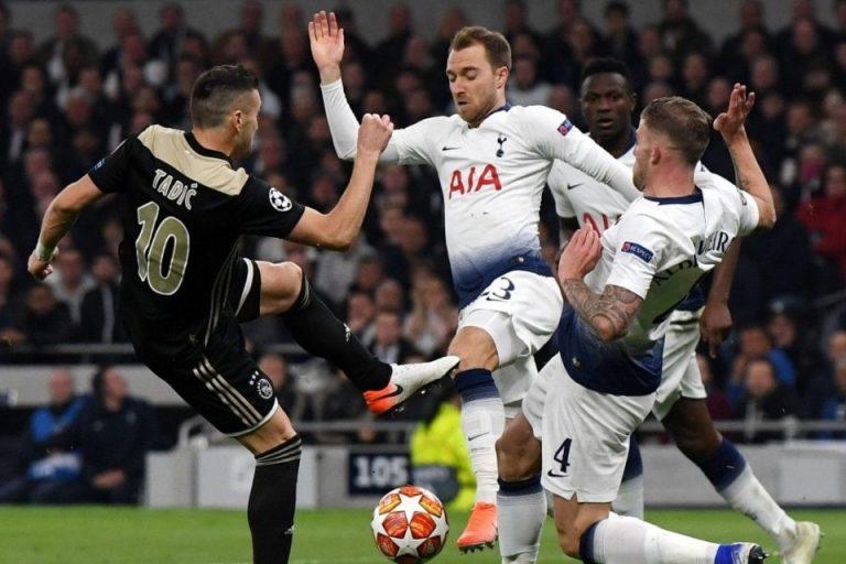 Prediksi Ajax vs Tottenham: Tuan Rumah Diunggulkan