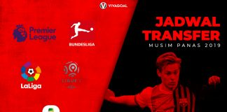 Mengintip Jadwal Bursa Transfer Musim Panas 2019 di Lima Liga Top Eropa