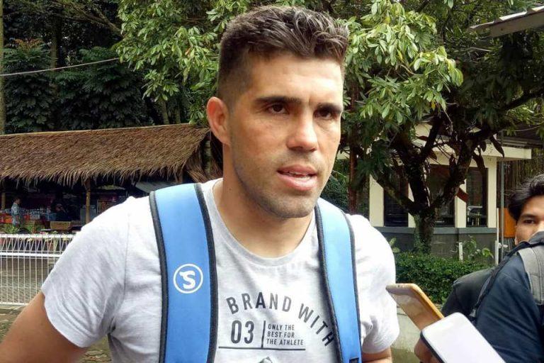 Tak Kunjung Jadi WNI, Fabiano Beltrame Terancam Didepak Persib