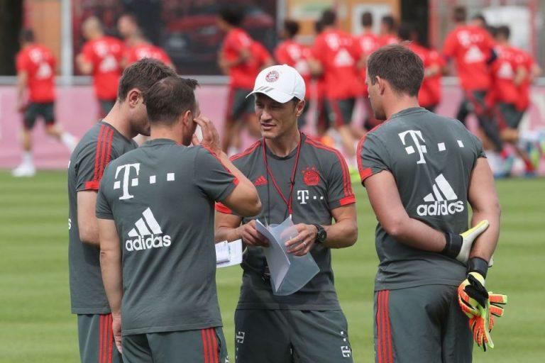 Pemain Munich Masih Bisa Reuni Dengan Kovac