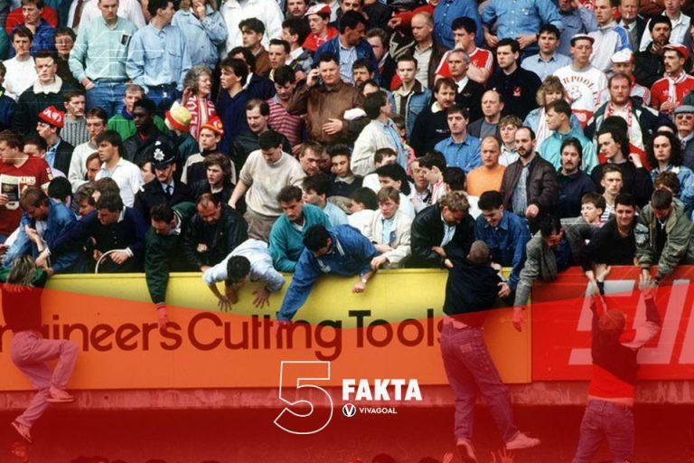 5 Fakta Tragedi Hillsborough yang Menjadi Kenangan Pahit Liverpool