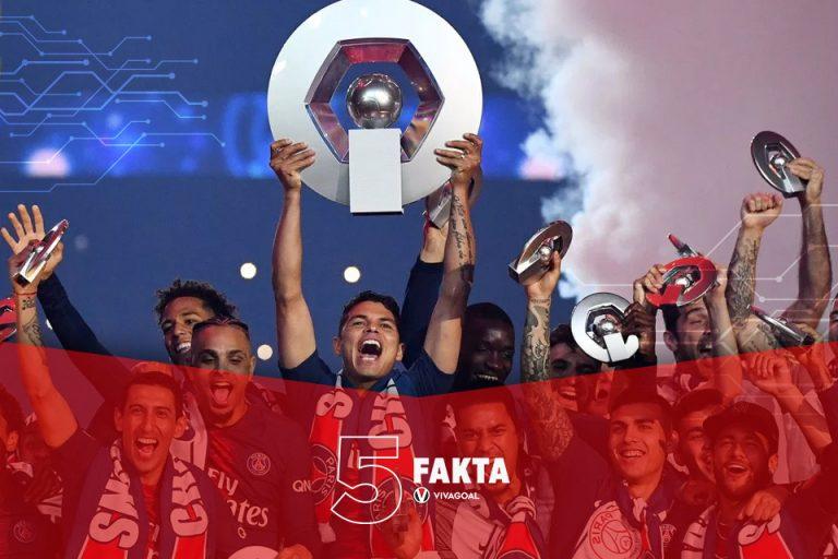 5 Fakta Ligue 1 Musim 2018/19