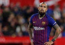 Akhiri Spekulasi ke China, Vidal Pastikan Bertahan di Barcelona